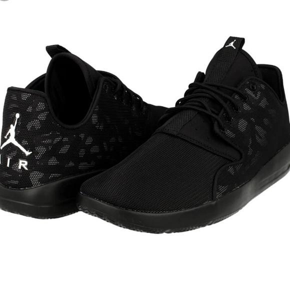 NIKE JORDAN ECLIPSE Men's Shoes Black Size 10